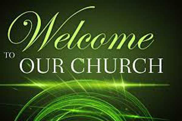 Baptist Church Welcomes You